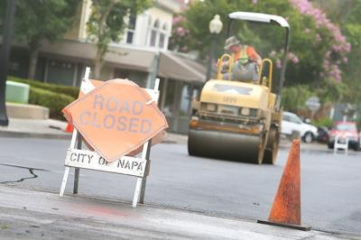 Napa pavement conditions improve, outpacing average road conditions in Bay Area