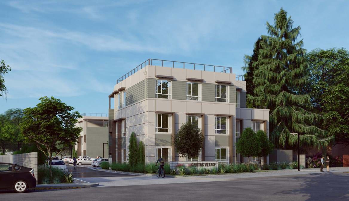 Caritas apartments planned in Napa
