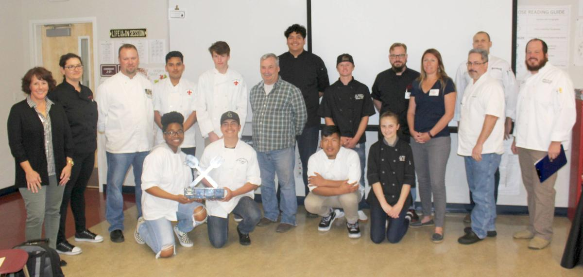 5th Annual Napa Valley High School Cook-off