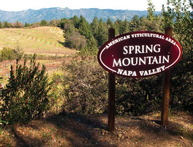 Spring Mountain AVA