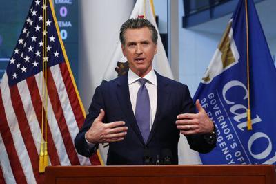 California scrambling to obtain virus protection gear (copy)
