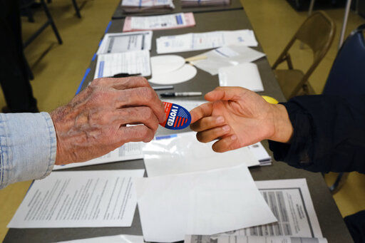 Voting problems, long lines mar California primary voting