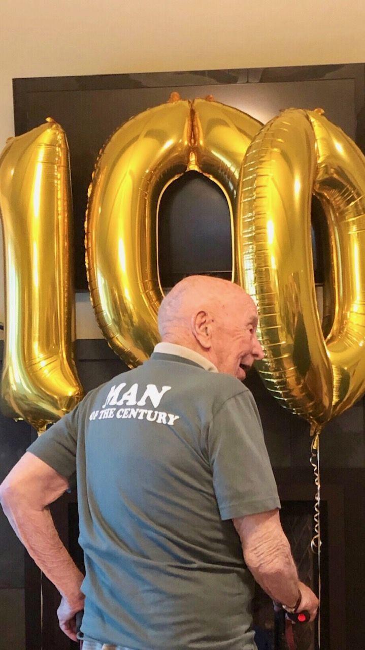 Jack Welch, 100th birthday