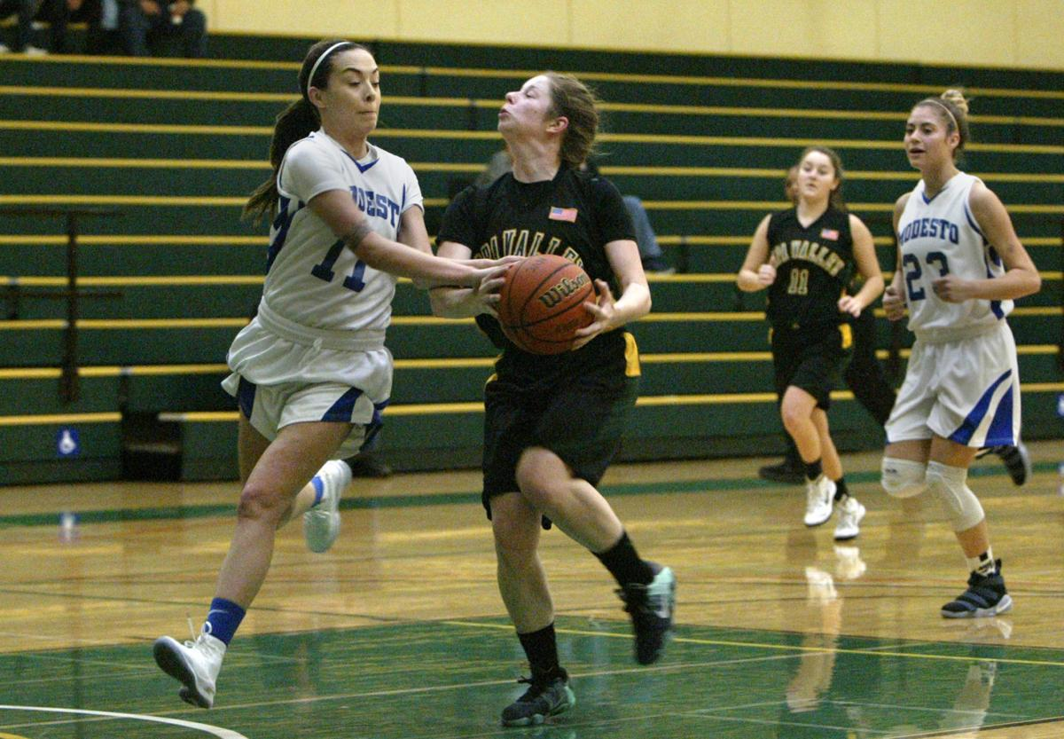 Napa Valley College women's basketball
