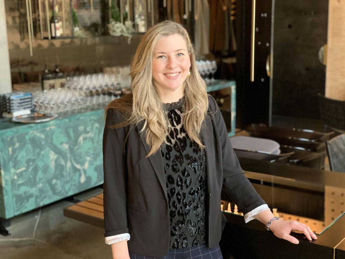 Zoe Hankins, Mayacamas Vineyards/ Mayacamas Downtown