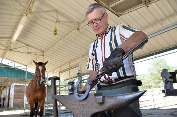 Farrier Matthew Frederick of Precision Horseshoeing 1
