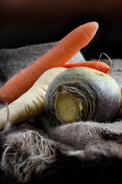 Root vegetables