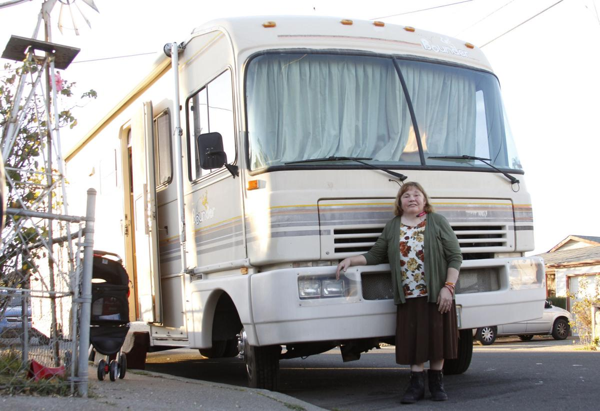 An RV for Teresa Windish