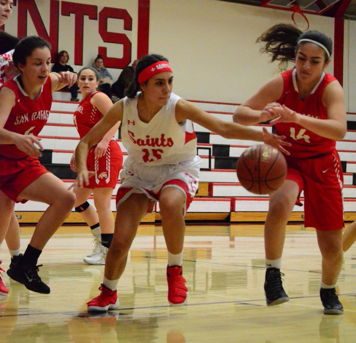 St. Helena High Girls Basketball
