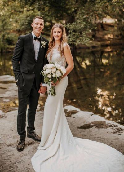 Ford/Levesque wedding