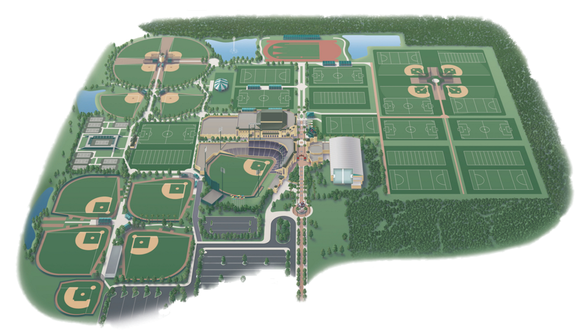 Napa sites in play for sports complex