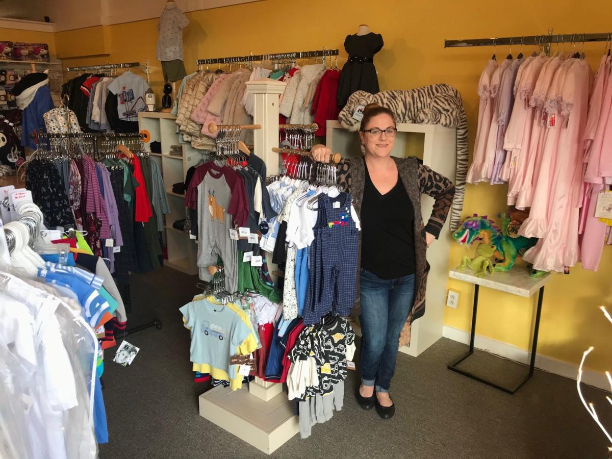Willa Gulbransen at Lemondrops Children's Boutique