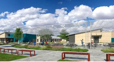 New American Canyon Middle School (copy)