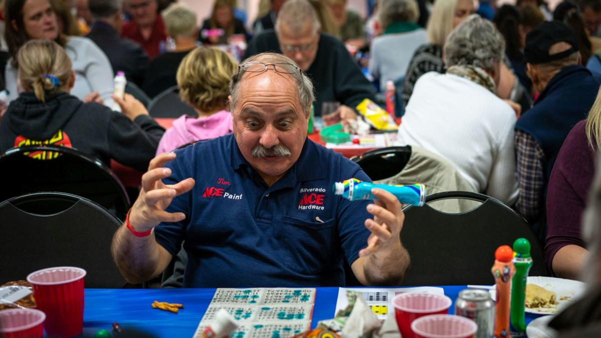 Calistoga Firefighter's Bingo