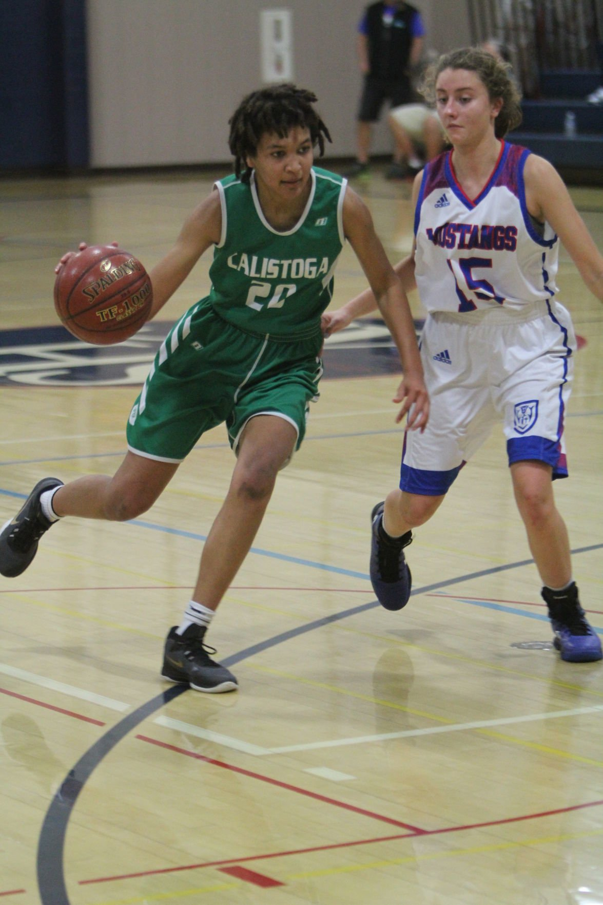 Calistoga girls basketball
