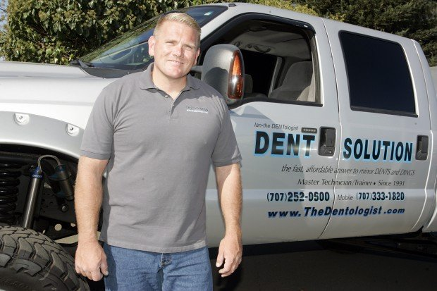 Ian Cordle of Dent Solution