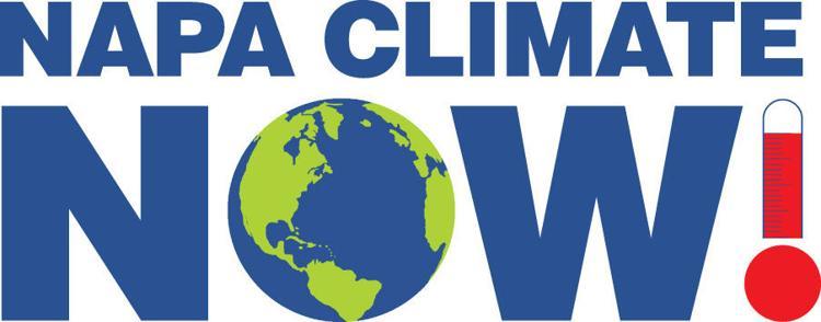Napa Climate NOW! logo