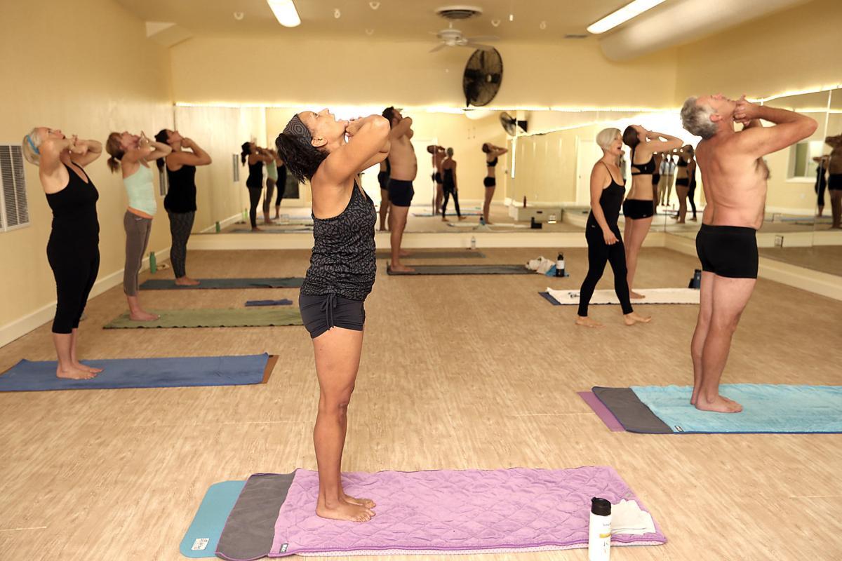 Napa Hot Yoga
