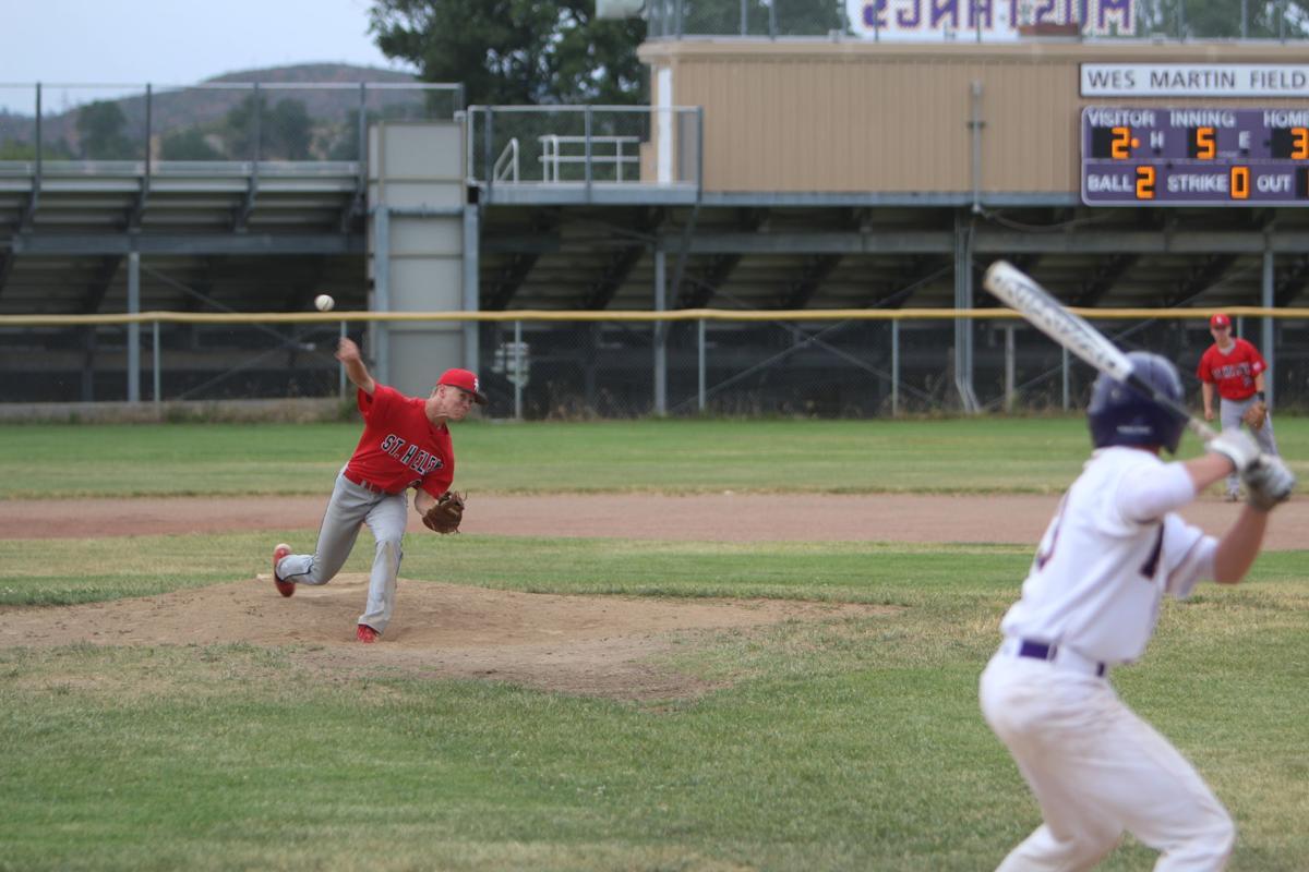 St. Helena baseball