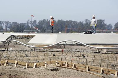 02be0f107100 Napa skate park opening delayed to Oct. 10   Local News ...