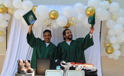 Upvalley Construction graduates