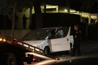 Body found in van on Napa street