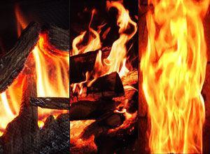 Gas Wood Pellet