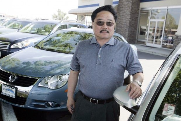 Don Lee of Hanlees Auto Group