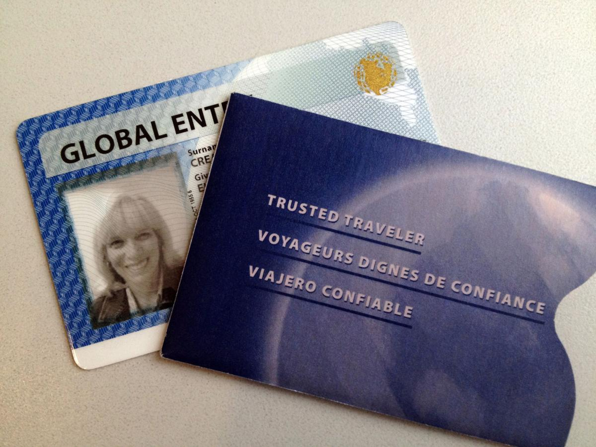 """Global Entry, a """"trusted traveler"""" program run by U.S. Customs and Border Protection, speeds up clearance of air passengers arriving from abroad, plus other perks."""