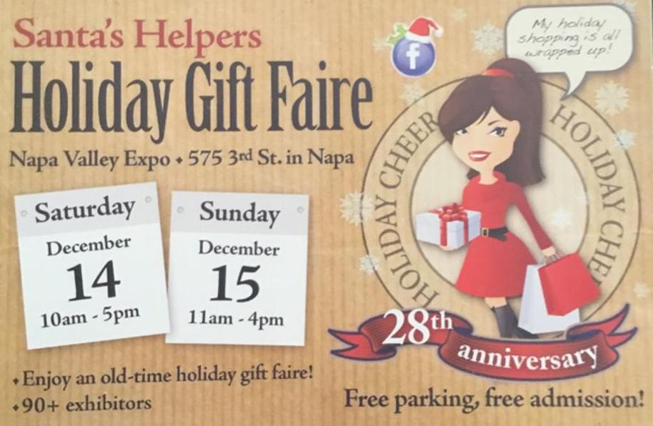 Santa's Helpers Holiday Gift Faire