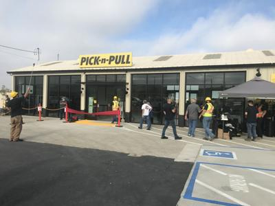 Pick-n-Pull now open in AmCan
