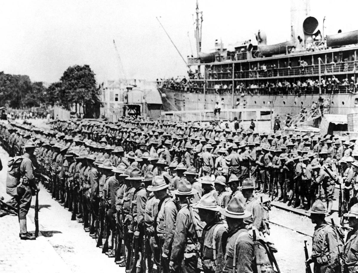 World War One Centenary Timeline