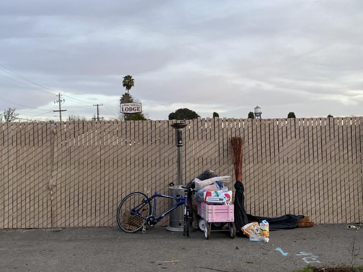 napa homeless count 2020