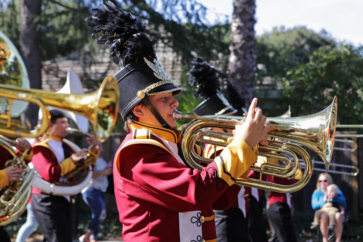 Yountville Days Parade 2017