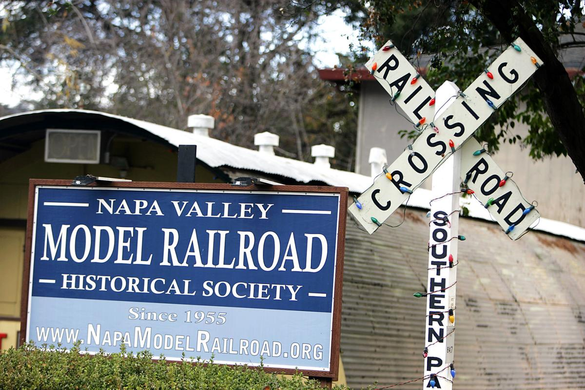 Model Railroad Group Sues Napa Valley Expo