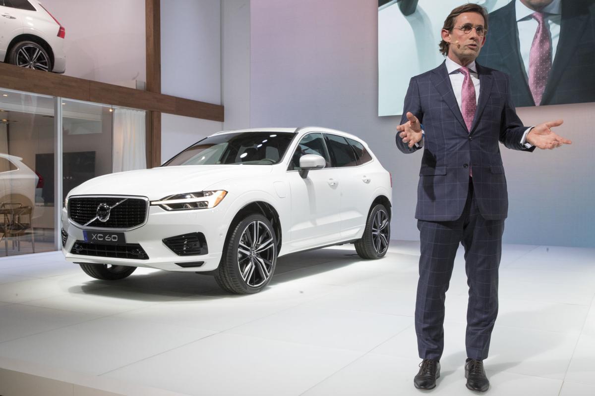 Auto Show Volvo