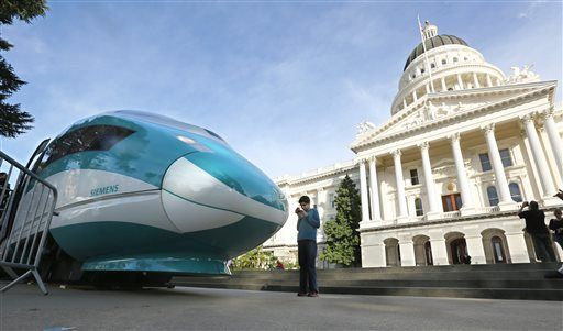 Report: $68B bullet train project likely to overshoot budget