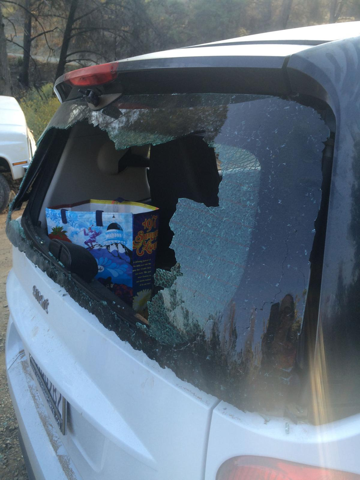 Camping trip gone terribly wrong near Lake Berryessa | Local