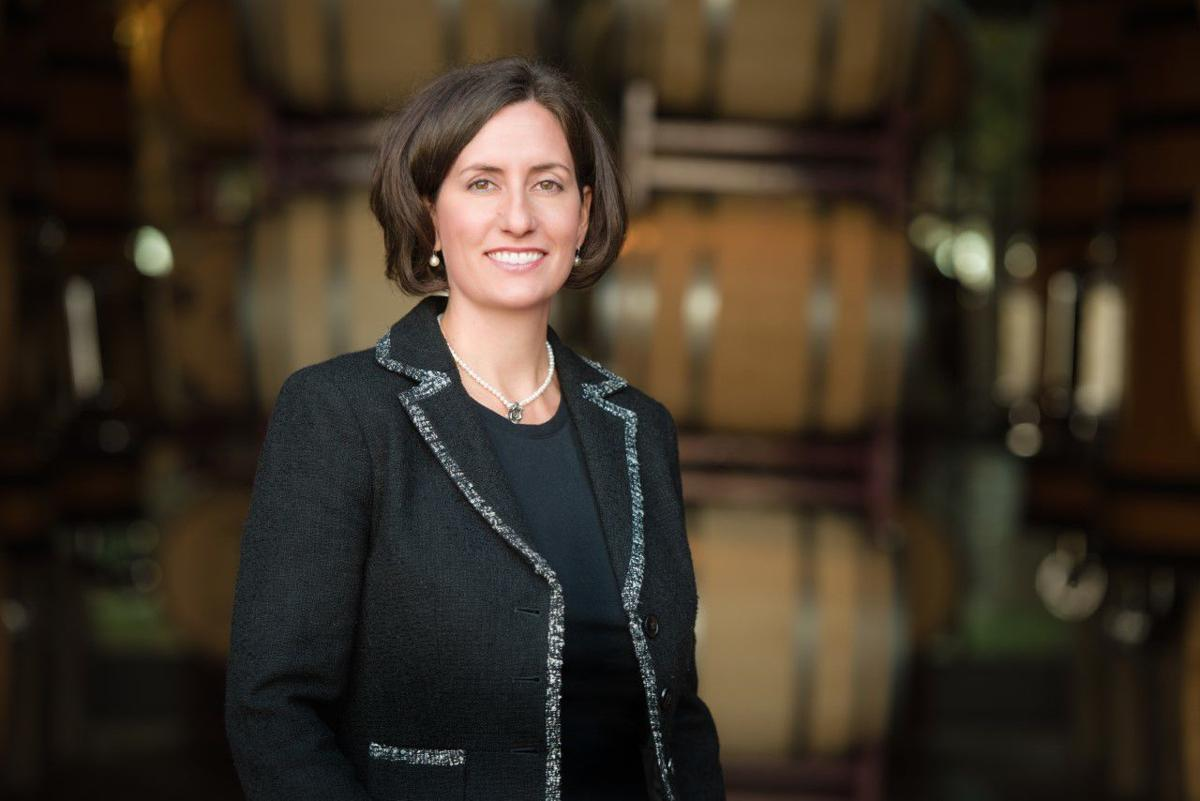 Linsey Gallagher, president & CEO of Visit Napa Valley.