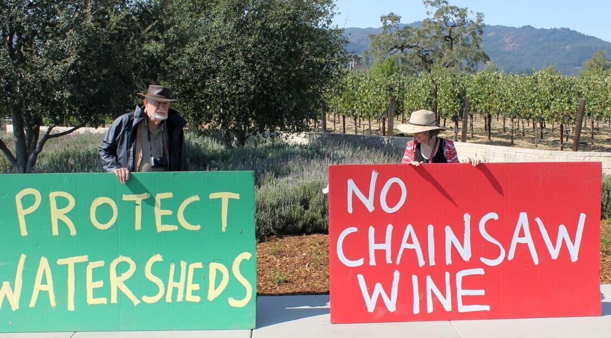Watershed vs. wine