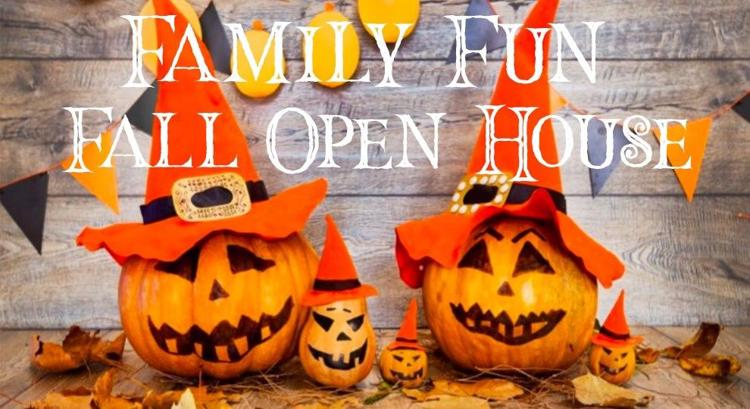 Family Fun Fall Open House