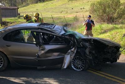 Gordon Valley Road crash