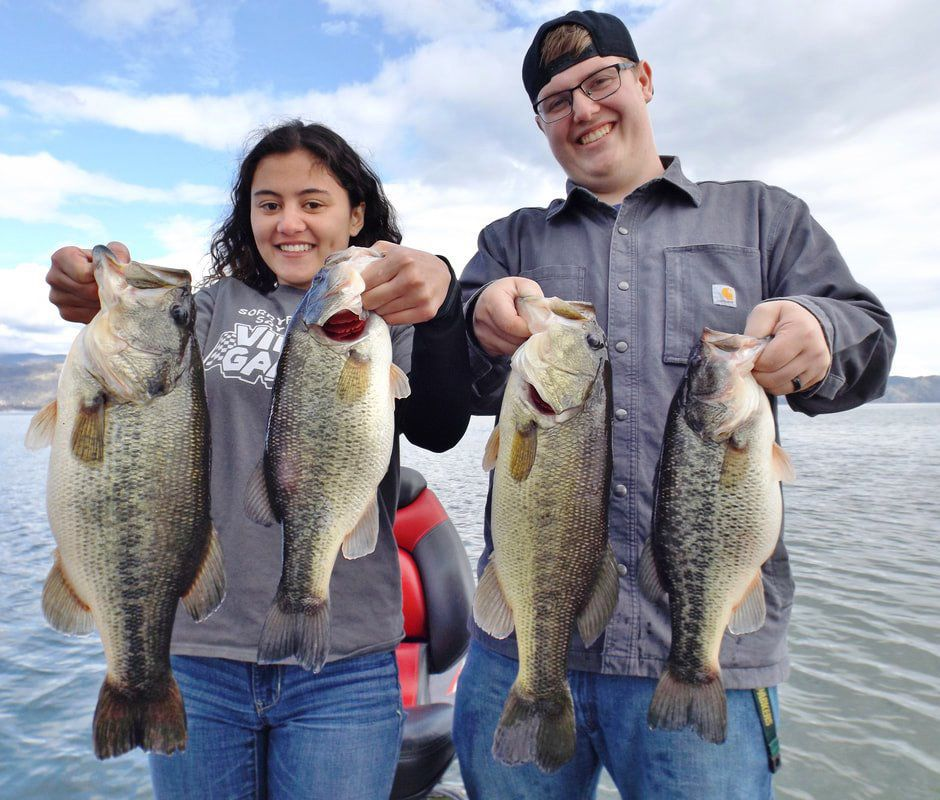 The fishing report if you don 39 t like the clear lake bite for Clear lake fishing report