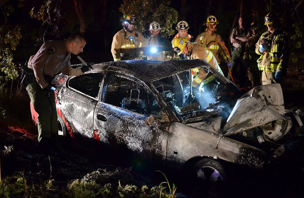 Fatal Car Crash on Orchard Avenue