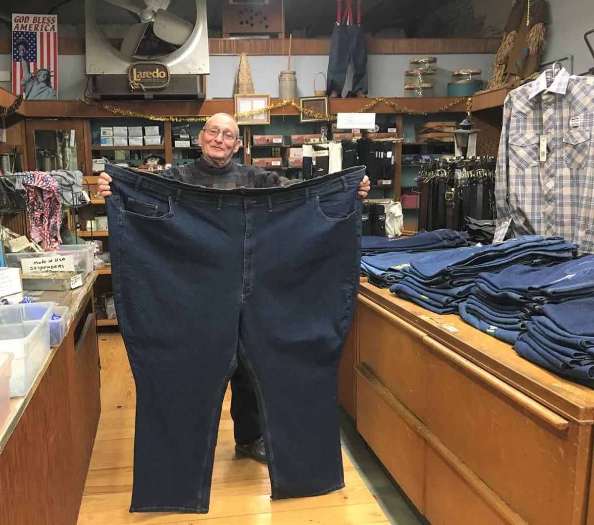 Big Pants Store