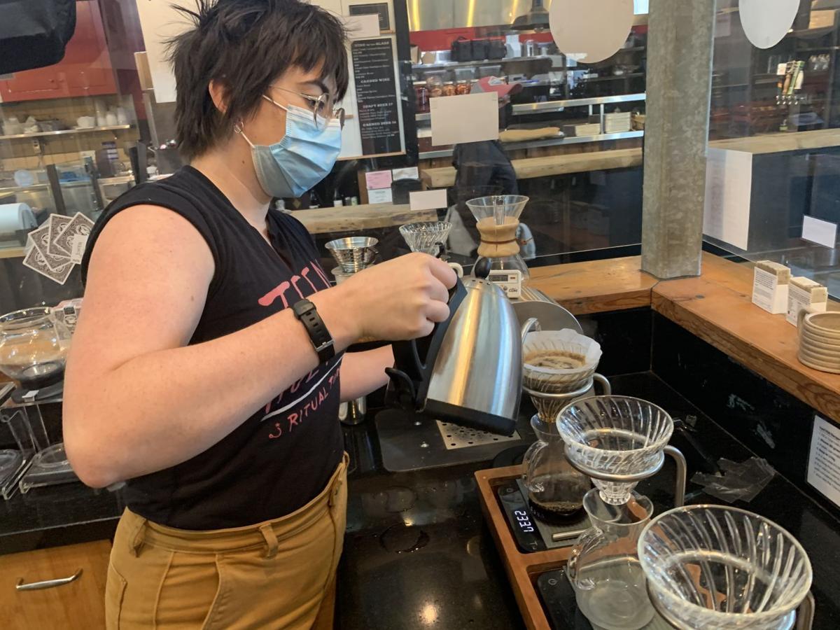 Molly Calhoun of Ritual Coffee Roasters