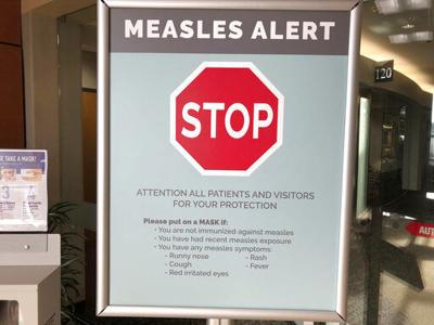 Surge in US measles cases leads to extraordinary measures