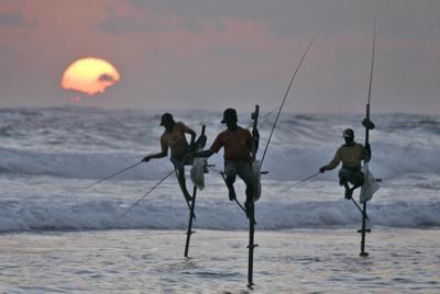 APTOPIX Sri Lanka