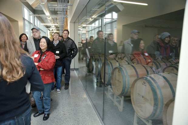 Department of Viticulture and Enology Teaching and Research Winery