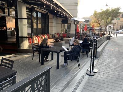Outdoor dining (copy)